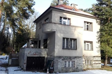 Rekonstrukce rodinného domu v Kersku