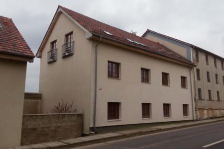 Bytový dům v Řevničově