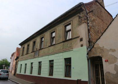 Rodinný dům v Praze