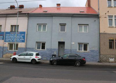 Bytový dům v Ústí nad Labem