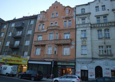 Bytový dům v Praze