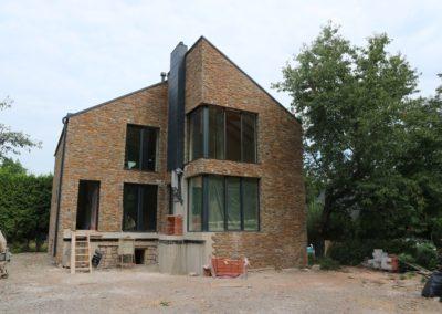 Rekonstrukce rodinného domu v Černošicích