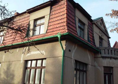 Rekonstrukce vily v Praze